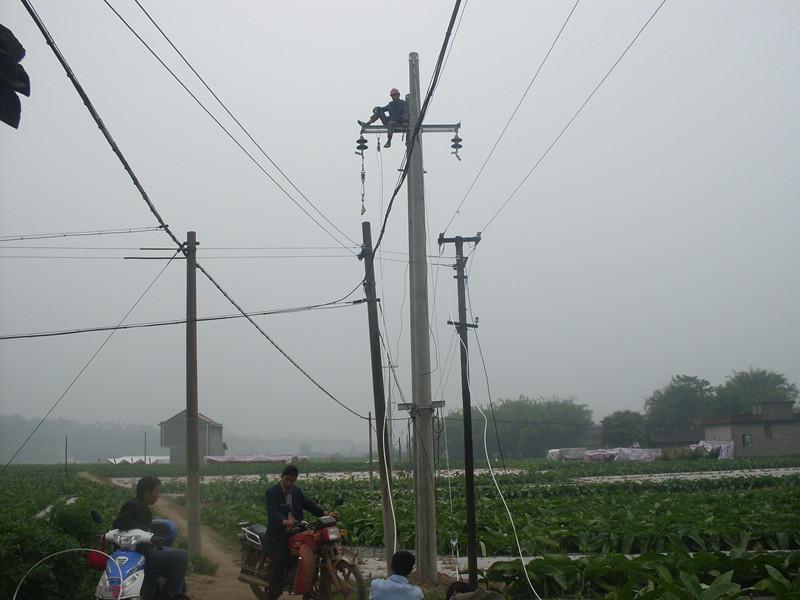 宜宾最牛的.农村电网改造