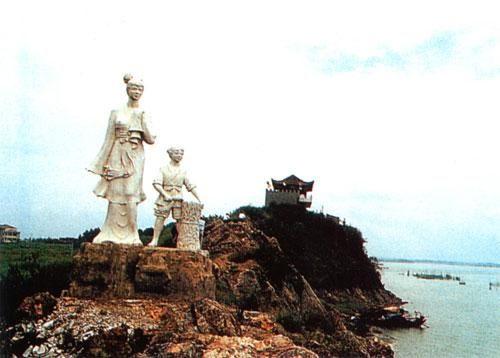 湖北鄂州梁子岛生态旅游度假区