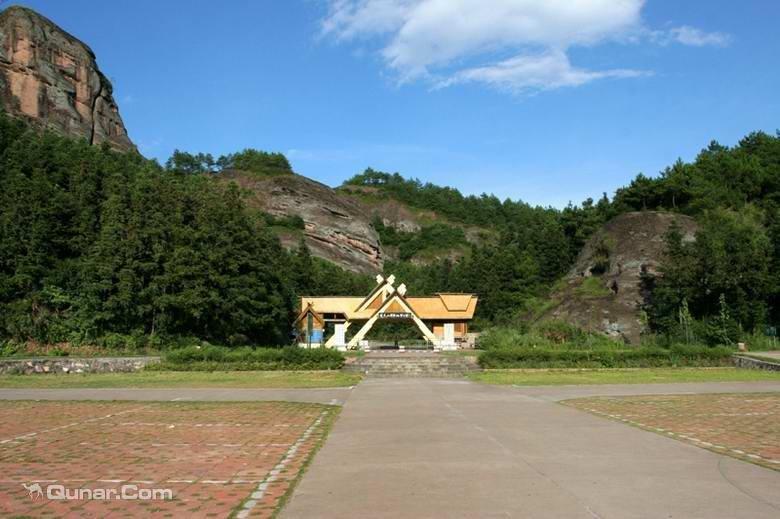 贵溪火车站风景